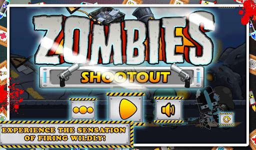 3D Zombie Shootout v1.0.7