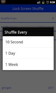 Lock Screen Shuffle - screenshot thumbnail