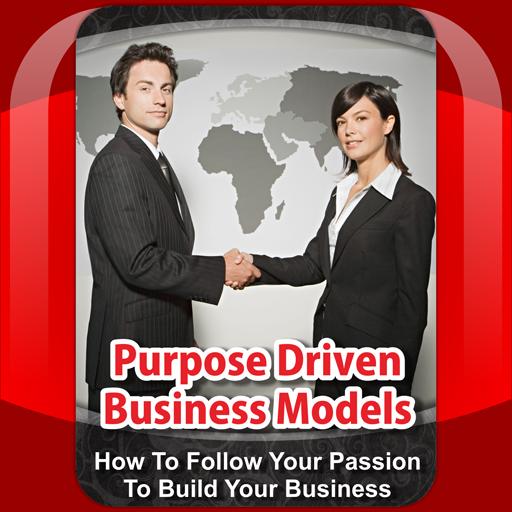 Purpose Driven Business Models 商業 App LOGO-APP試玩