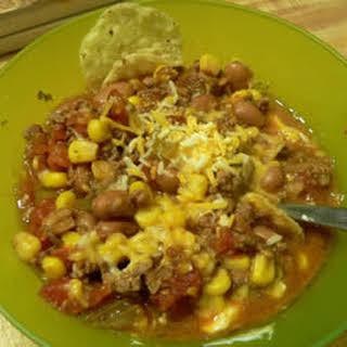 Texas Taco Soup.