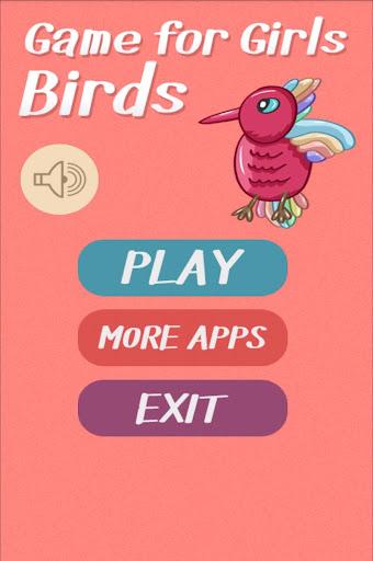 遊戲的女孩 - 鳥類
