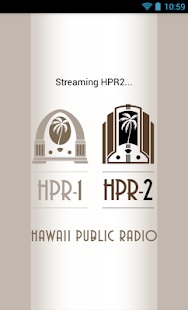 Hawaii Public Radio - screenshot thumbnail