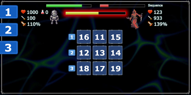 Cognitive Quest: Brain RPG- screenshot thumbnail