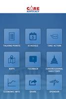 Screenshot of AHCA Care