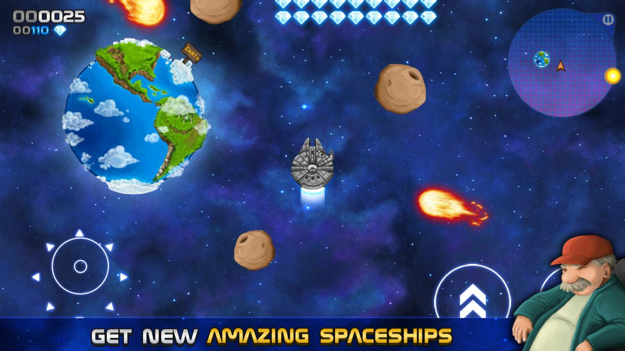 Infinity Space- screenshot