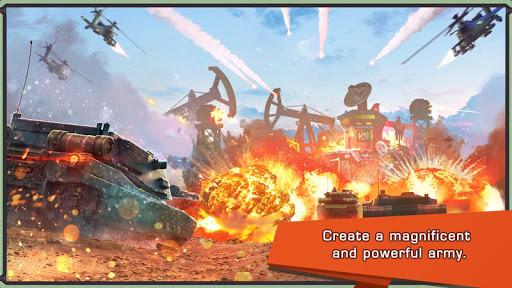 Iron Desert - Fire Storm 5.6 screenshots 3