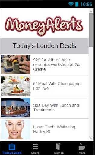London Deals Offers