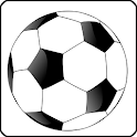 Soccer world cup video match icon