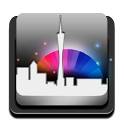 Canton Tower GO Getjar Theme icon