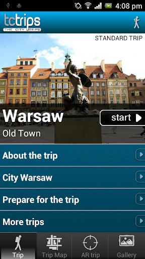 TcTrips Warsaw