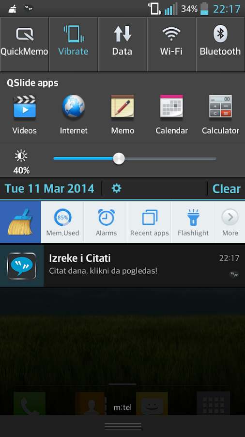 Izreke i Citati- screenshot