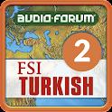FSI Turkish 2 (Audio-Forum) icon