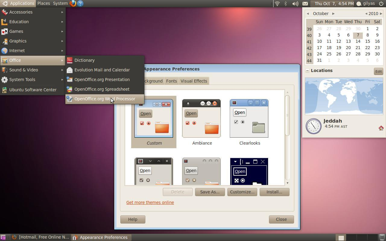 Ubuntu Installer and Guide - screenshot
