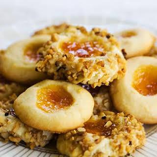 Thumbprint Cookies.