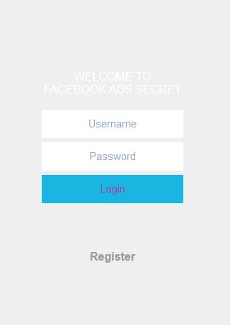 Facebook Ads Secret 2.0