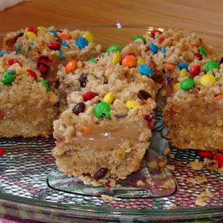 Peanut Butter Dream Bars