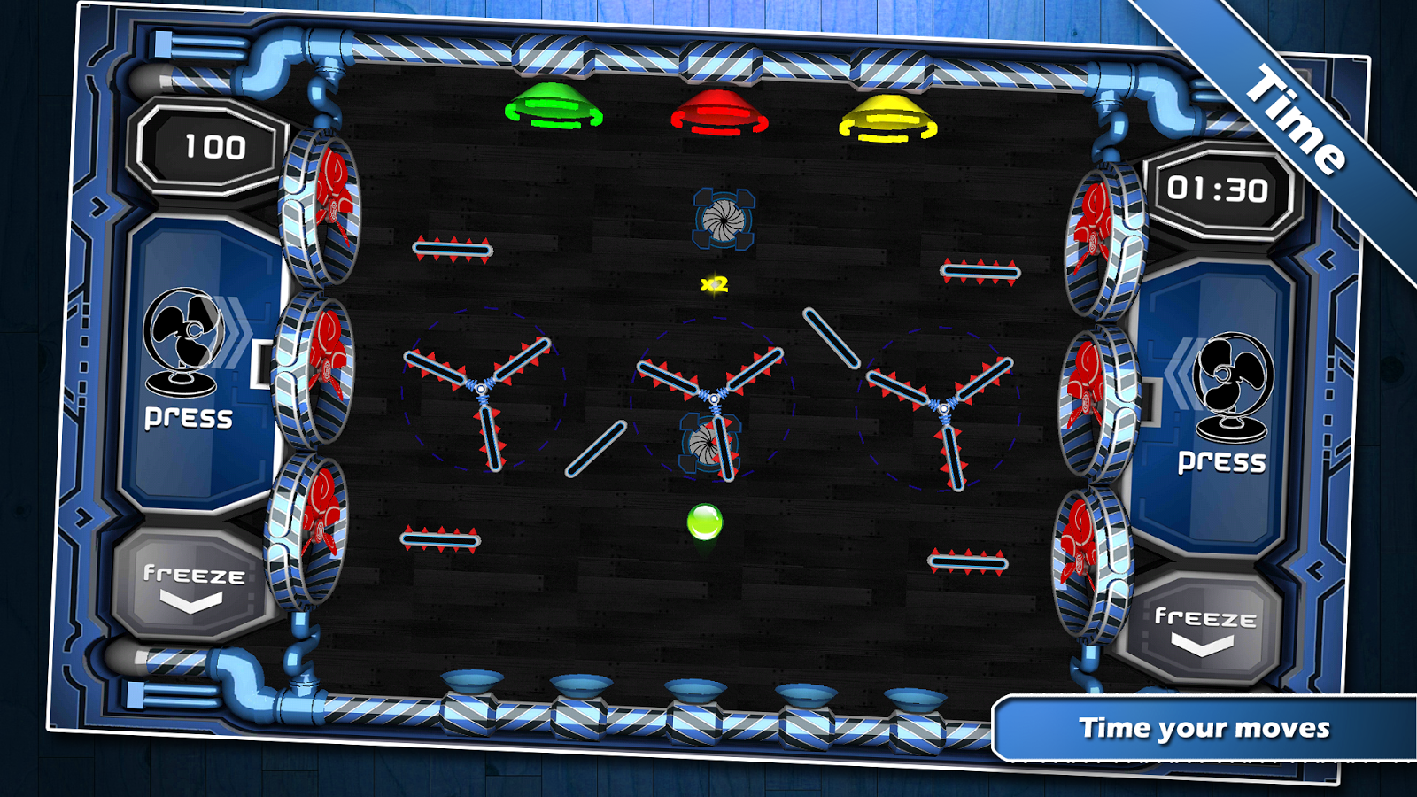 Airo Ball HD - screenshot