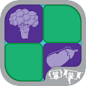 Vegetables Match: Memory Game icon