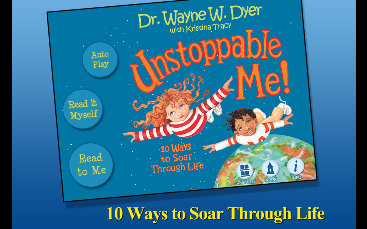 Unstoppable Me! Dr. Wayne Dyer - screenshot