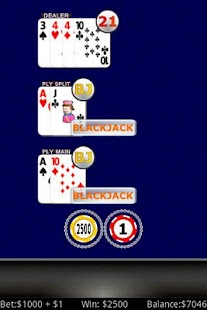 Lucky Sevens Blackjack FREE - screenshot thumbnail