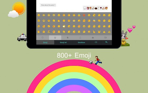 Arabic Keyboard - screenshot thumbnail
