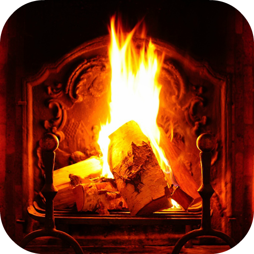 Fireplace Live Wallpaper 個人化 App LOGO-硬是要APP