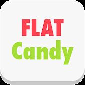 Flat Candy Icons (Apex, Nova)