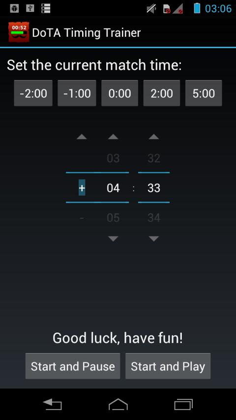 timing trainer for dota android apps on google play