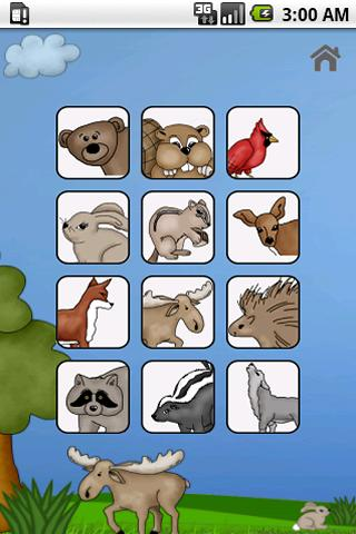 Animal Sounds & Pictures- screenshot