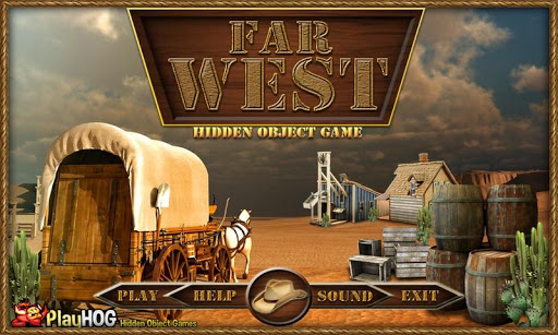Far West - Free Hidden Objects