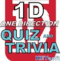One Direction Quiz and Trivia logo