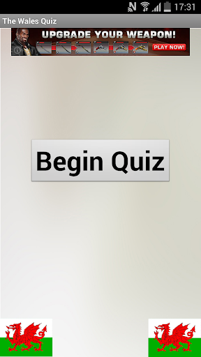 The Big Wales Quiz