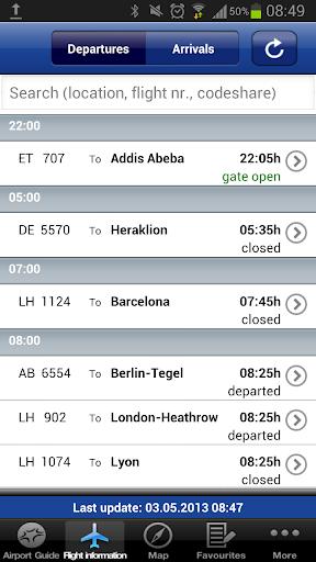 玩免費旅遊APP|下載Frankfurt Airport, FRA AIRPORT app不用錢|硬是要APP