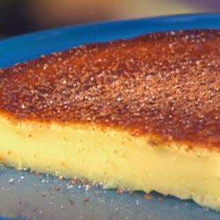 Anita's Impossible Buttermilk Pie.