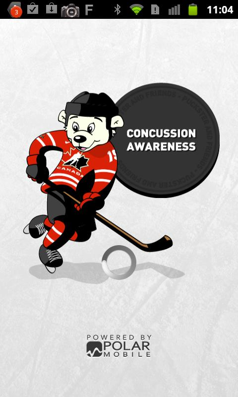Kids Concussion Awareness - screenshot