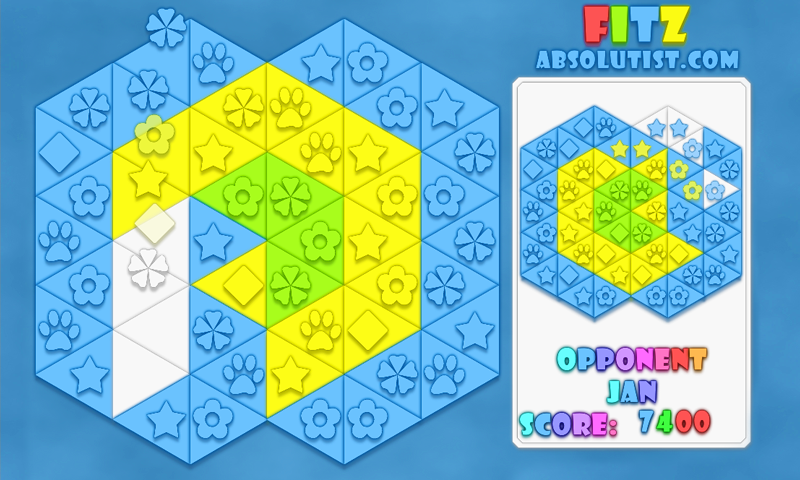 Fitz: Free Match 3 Puzzle- screenshot