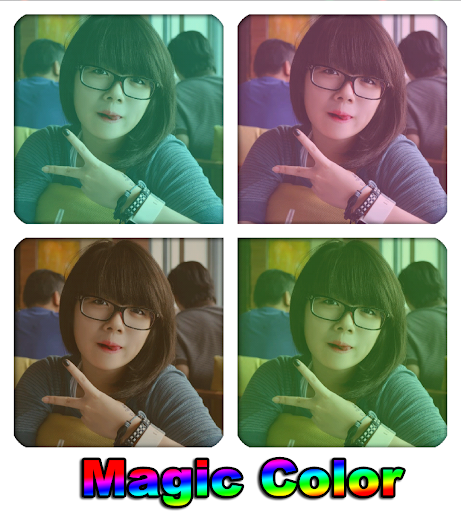 Magic Color - Photo Effect