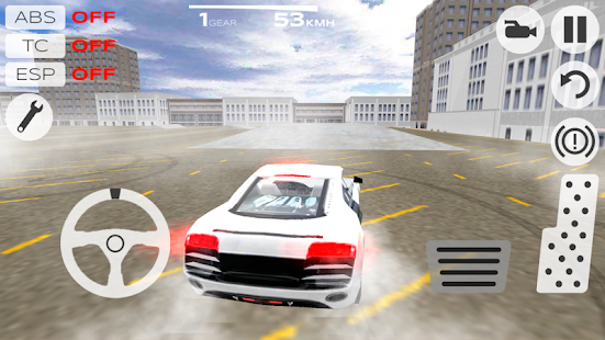Extreme Turbo Racing Simulator 賽車遊戲 App-癮科技App