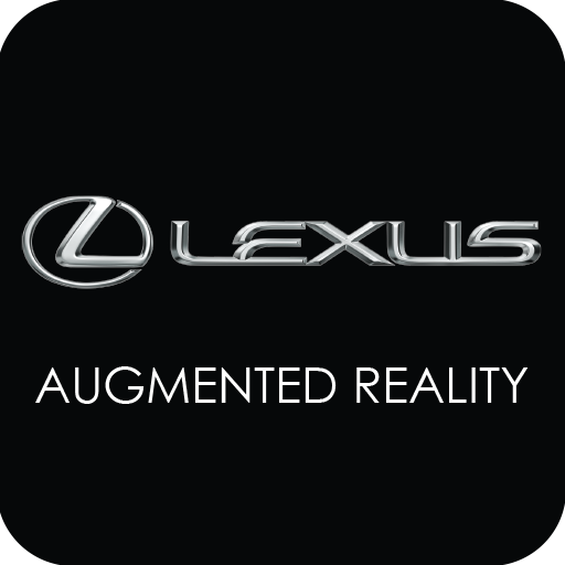 Lexus NX Augmented Reality LOGO-APP點子