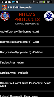 NH EMS Protocols- screenshot thumbnail