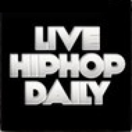 LiveHipHopDaily LOGO-APP點子