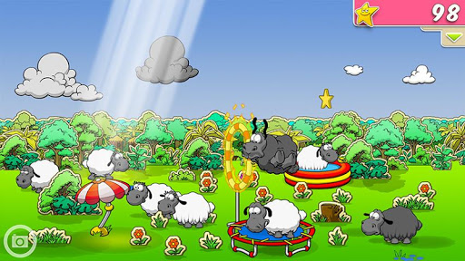 Clouds Sheep Premium