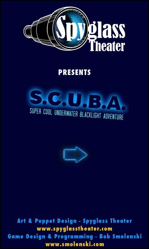 S.C.U.B.A. with Prof. Nautilus- screenshot