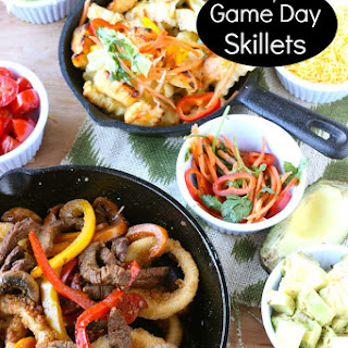 Game Day Skillets