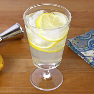 Vanilla Lemon Drop Recipe