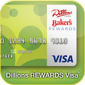 Dillons REWARDS Visa®