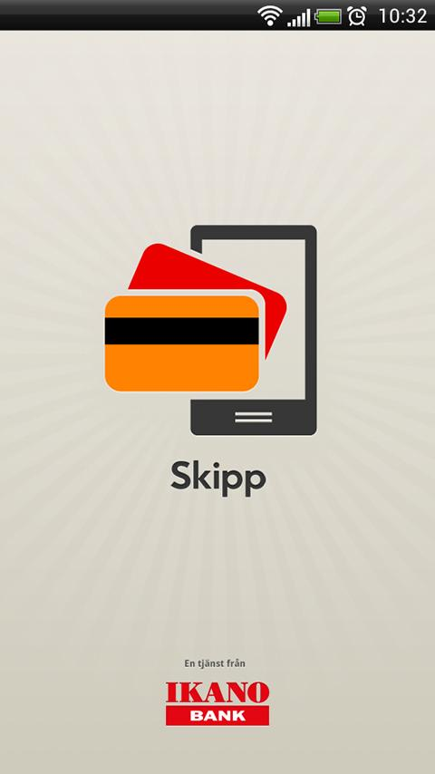 Skipp- screenshot