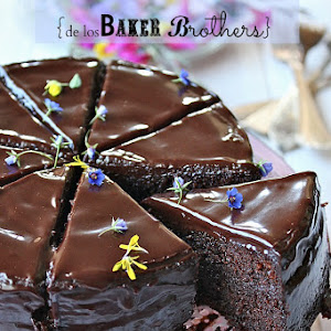 Bakers Brothers' Chocolate Cake