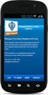 NEW: Sikh Channel App - screenshot thumbnail