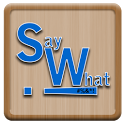 Say What - A Word Game icon